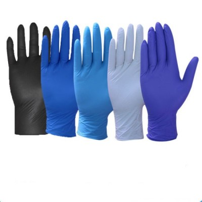 TPE Double Textured Gloves For Food Handling