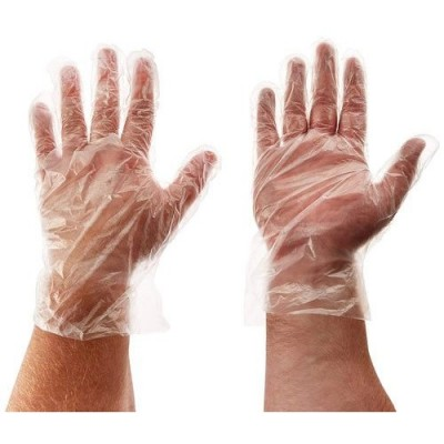 CPE Disposable Gloves