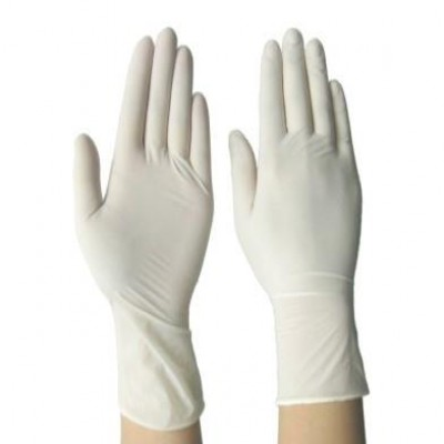 Latex Cleanroom Gloves